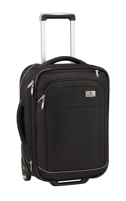 Elegáns, fekete bőröndök