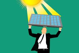 napelem működése
